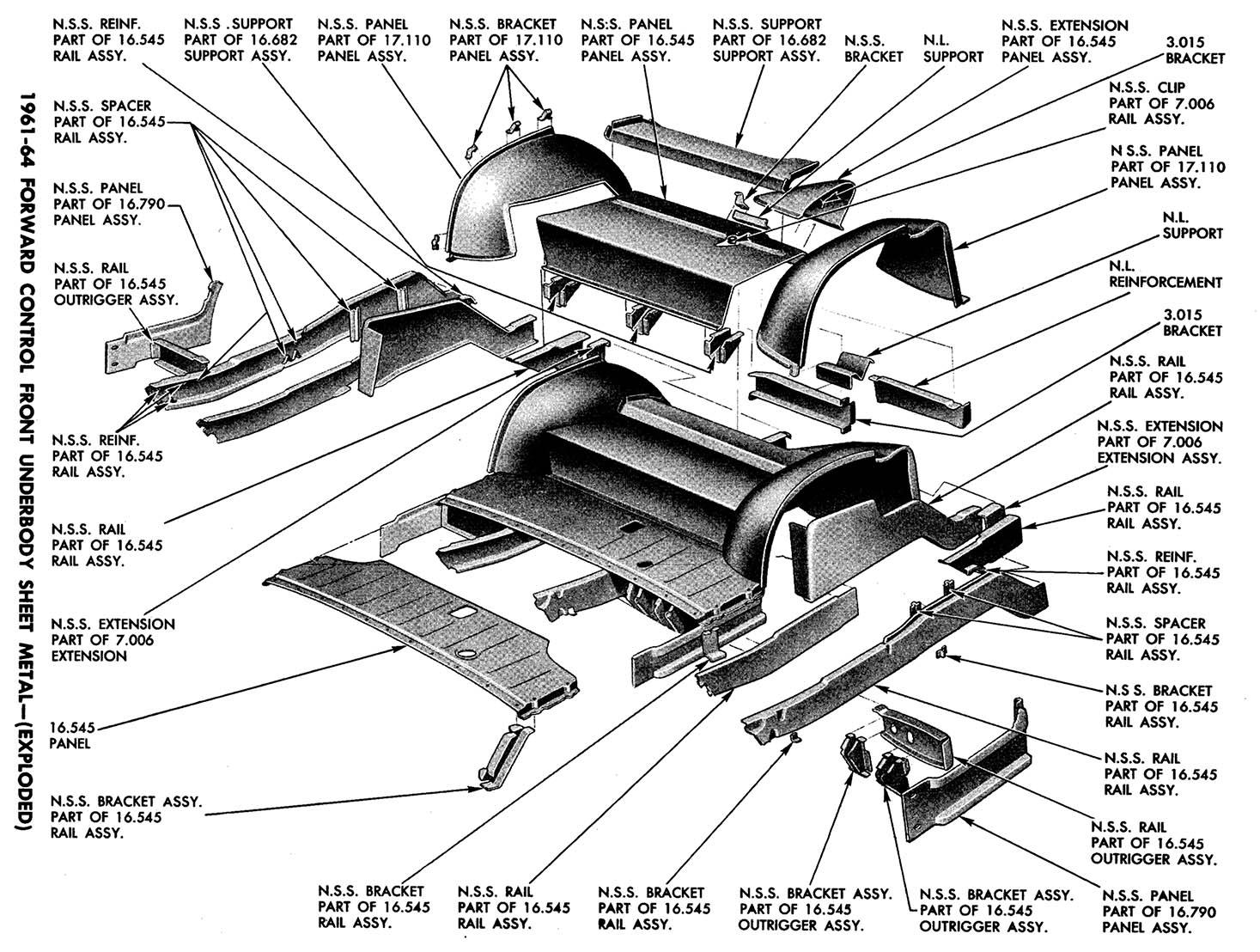 Corvanantics Manuals | 1965 Corvair Engine Diagram |  | Corvair Society of America