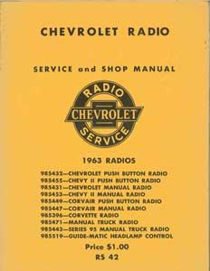 1960 chevrolet truck shop manual pdf