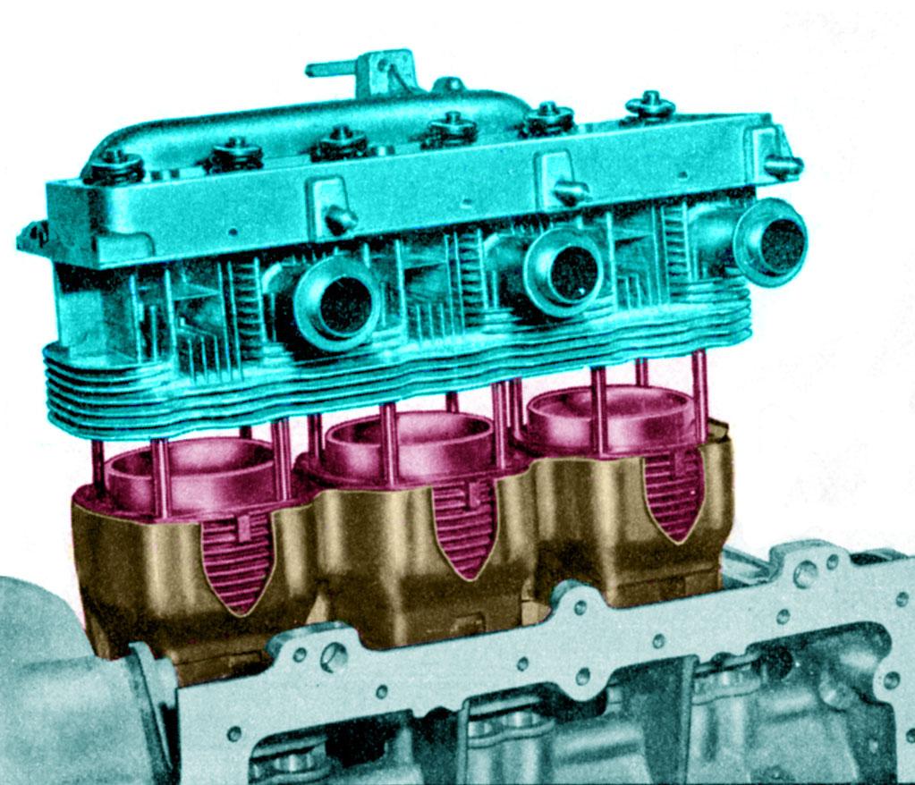 Corvanantics Engine 134 Exhaust Valve Diagram Cylinder Head