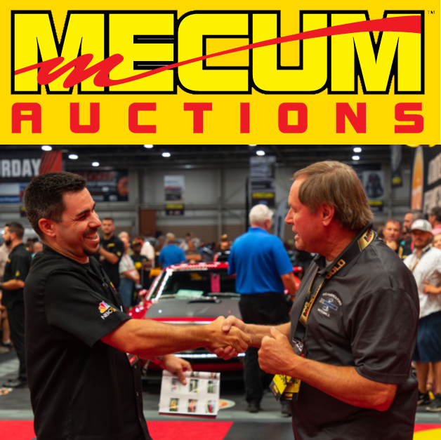 Mecum Bidder Registration Offer