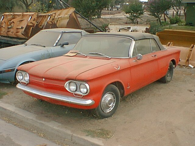 My first Corvair