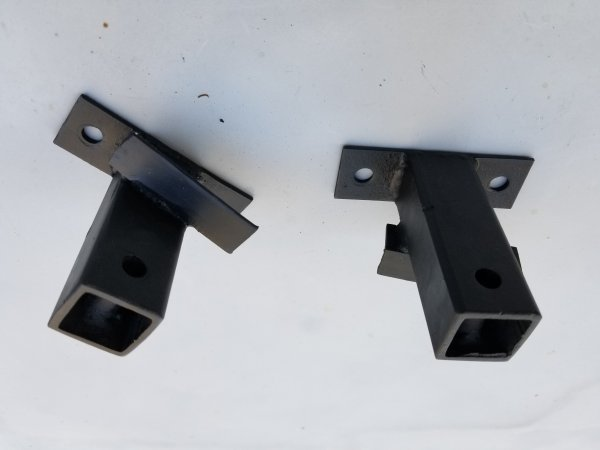 Brackets for Crown front sway bar