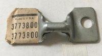 NOS 1961-65 VAN DOOR STRIKER-REAR DOOR LOCK-UPPER & LOWER-