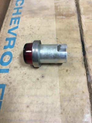 NOS Emergency Brake Light Lens assy