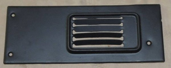 Early Model Floor heat / Air Grills - also in Chrome
