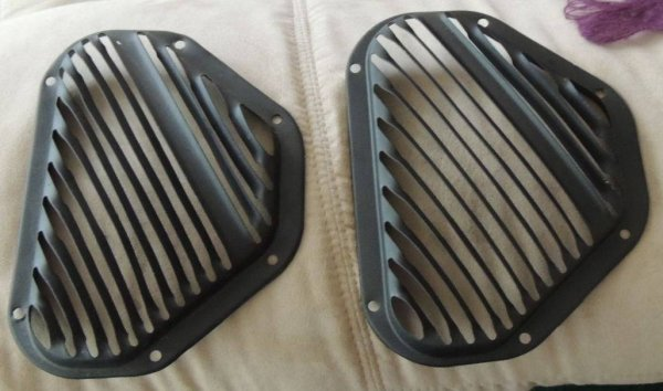 FC Grills - may have chrome also - inquire