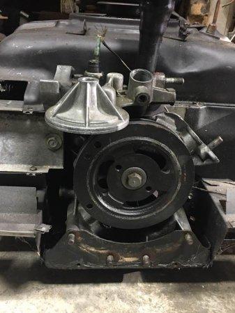 YN 110HP Engine - Runs - Good Compression