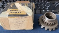 NOS 3870781 differential side gear posi