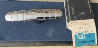 HANDLE Parking Brake 1953-57 #Corvette Vette 3699301