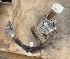 Remote oil cooler setup