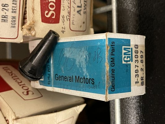 NOS 1969 Turn Signal Knob - Have a few available