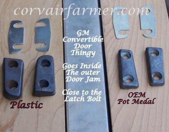 Convertible Doors wedges