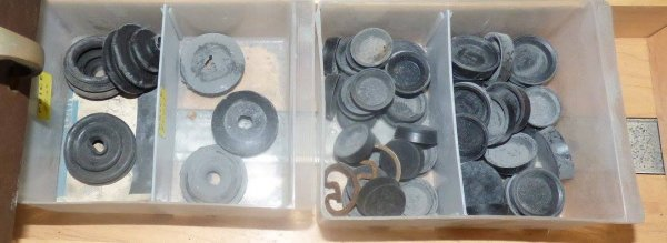 Wheel Cylinder rubber cups - we have hundreds available