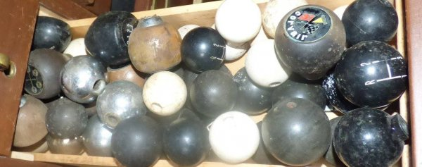 Various Shift Knobs  - Will need a little cleaning
