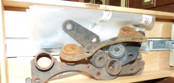 AC Compressor Brackets