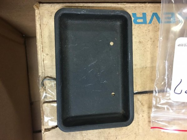 FC ASH TRAY-FRONT FACE PLATE-VAN