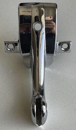 Early Convertible Sunvisor Mirror bracket