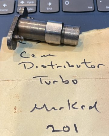 NOS DISTRIBUTOR CAM MARKED 201 - THINKING 64-69 BUT YOUR CALL