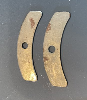 NOS SHIFTER BASE RETAINERS - PAIR - I THINK