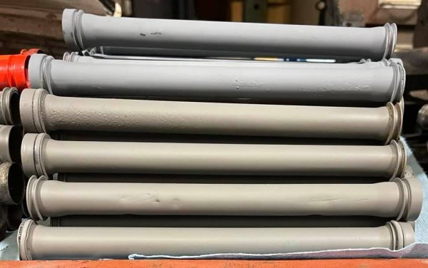 1960-69 push rod tubes