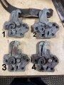 Trunk locking mechanism
